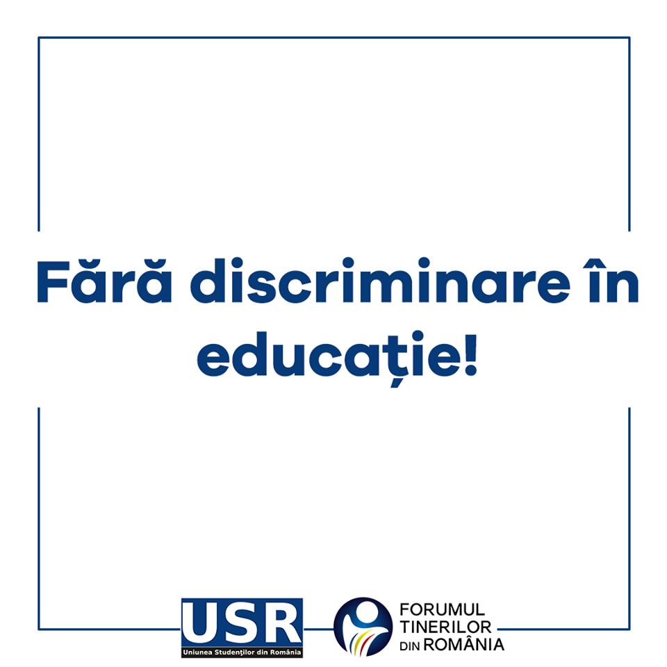 Opinia despre discriminare