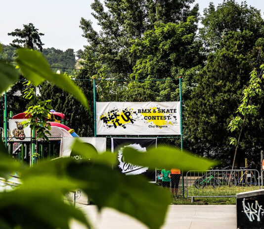 Trick It Up, festivalul care ține aprinsă flacăra culturii urbane din Cluj