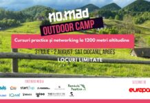 NO.MAD Outdoor Camp afiș
