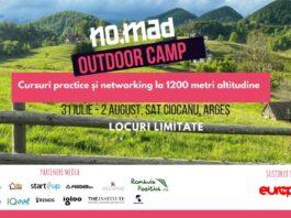 NO.MAD Outdoor Camp afiș
