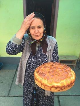 bunica Hafia