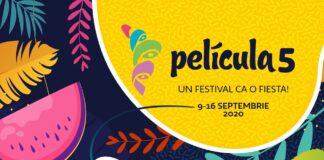 Película- proiecții în aer liber, 9-16 septembrie