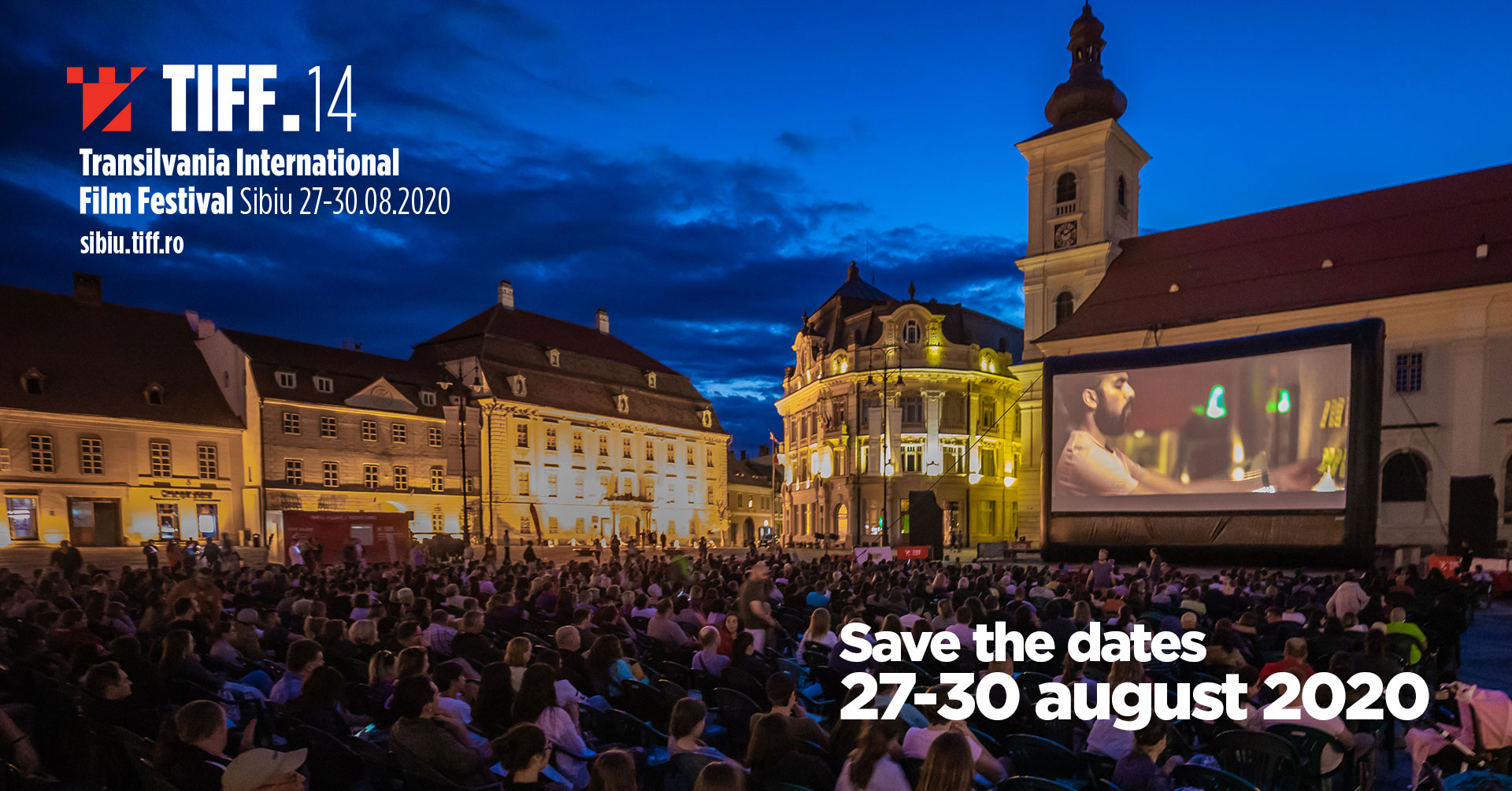TIFF Sibiu 2020, afis