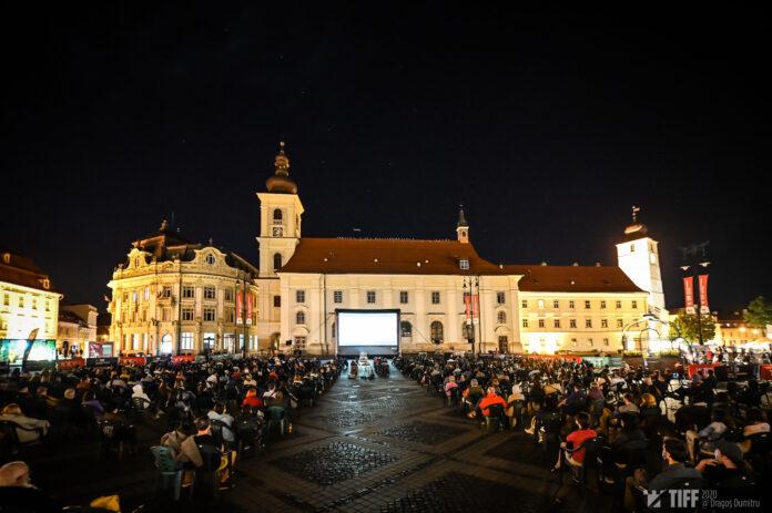 TIFF Sibiu 2020 afiș