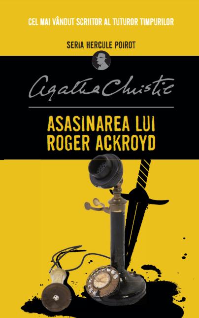 Top 5 cărți scrise de Agatha Christie