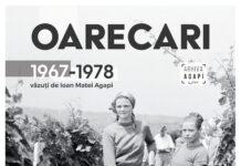 Oarecari - Ioan Matei Agapi afiș