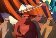 Vestita invazie a urșilor în Sicilia deschide cea de-a 15-a ediție Animest